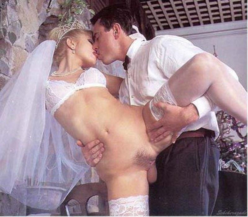 Свадьба Фото Порно