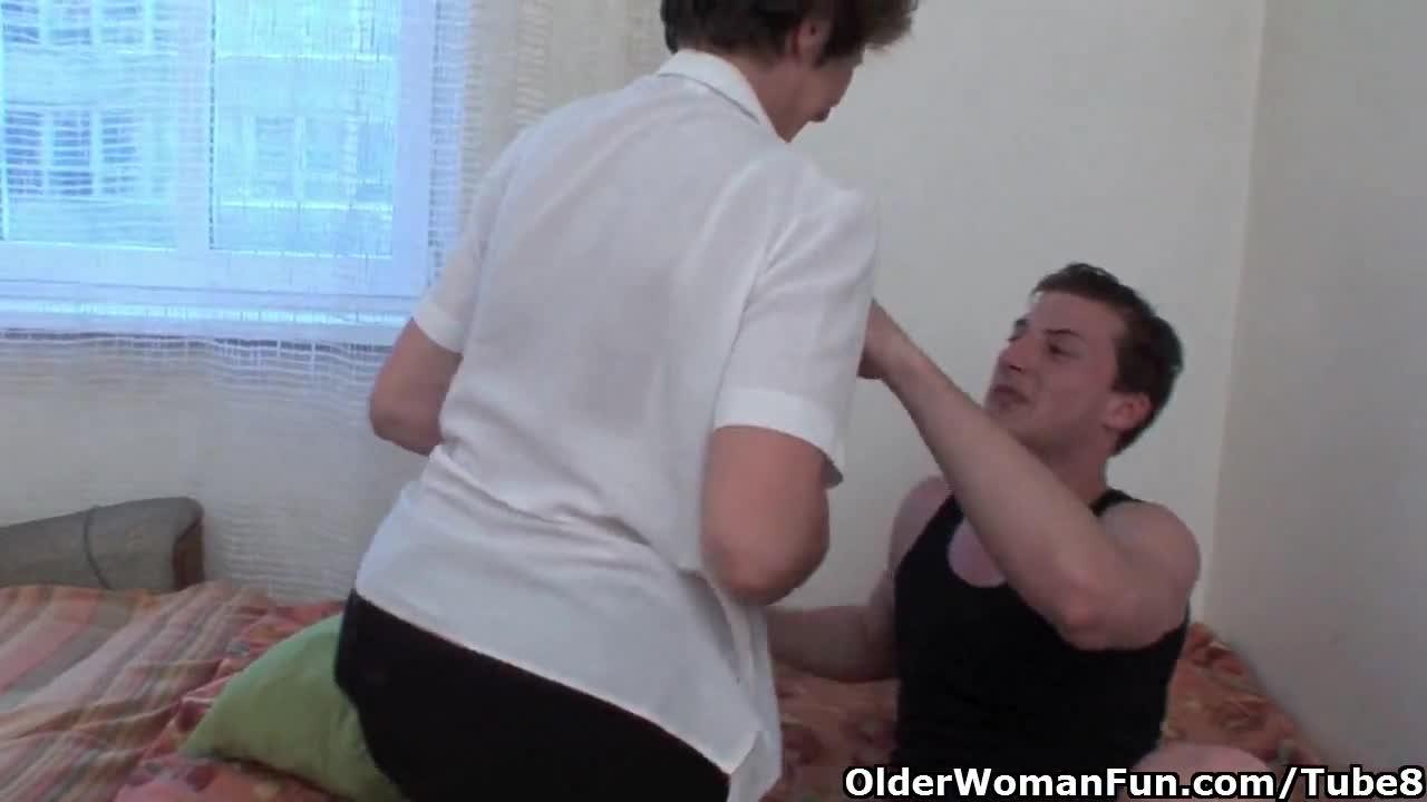 65 баба ягодка порно