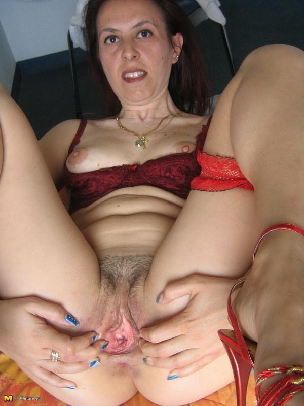 фото вагин зрелых дам