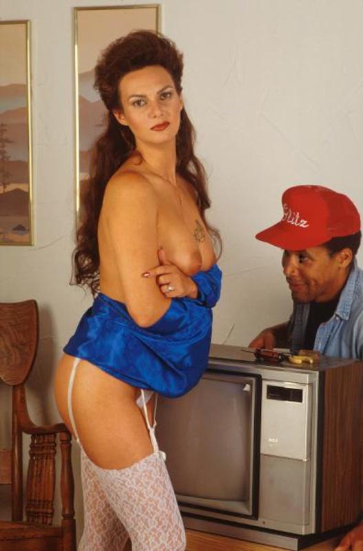 Домохозяйка и мастер по ремонту телевизоров