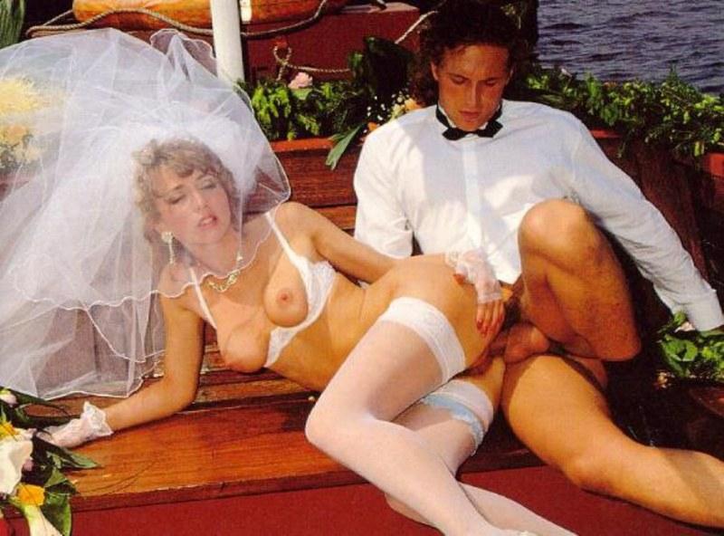 бабка невесты порно