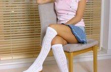 Нейлон + сексуальные ножки + туфли-лодочки = идеально сочетание
