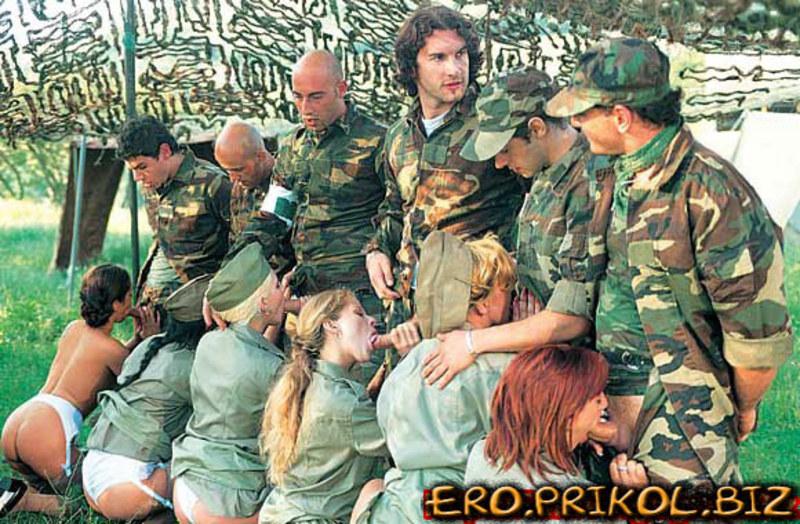 армии в фото шлюха