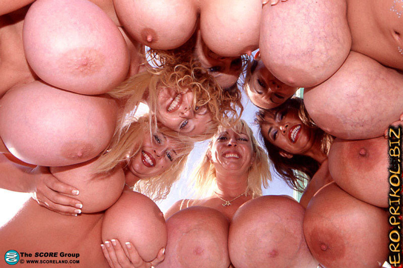 Мир самых больших сисек порно фото