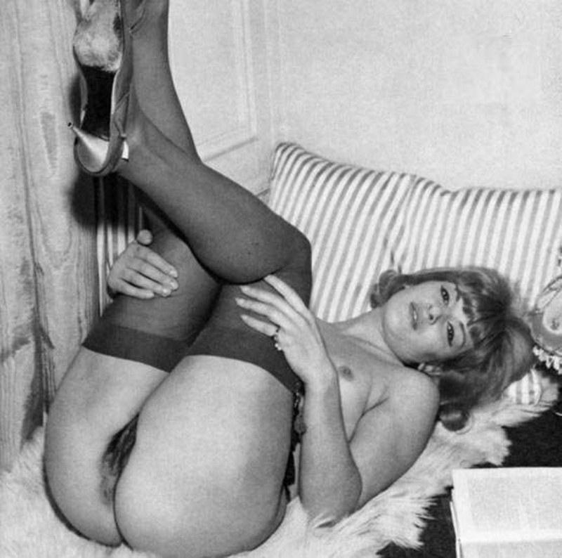 ретро черно белые фото порно