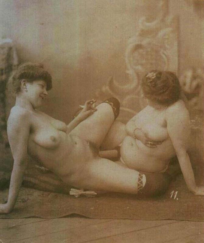 общем, старинное порно в картинках учат