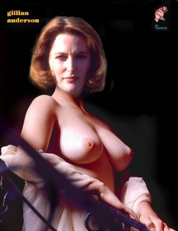 Джилиан андерсон фото порно