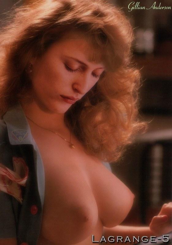 Jillian anderson naked