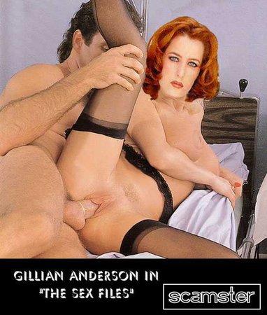 порно звезда джиллиан андэрсон