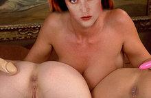 Порно фотки с Джиллиан Андерсон
