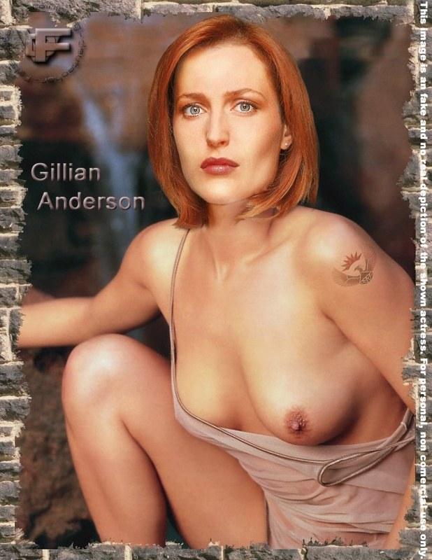 Видео порно с джилиан андерсон раннее — photo 2