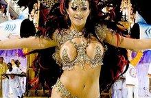 Бразильский карнавал - царство голых сисек!