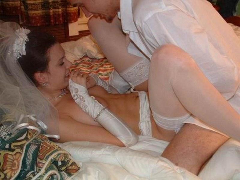 частное невеста трахается