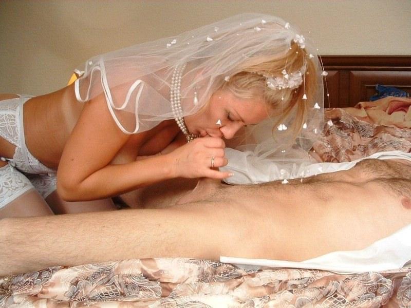 молодожены интимные эротические фотки
