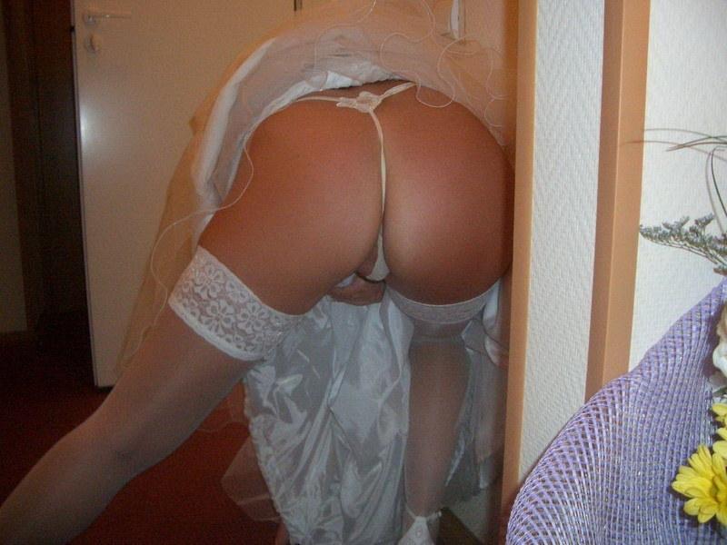 фото эро невесты