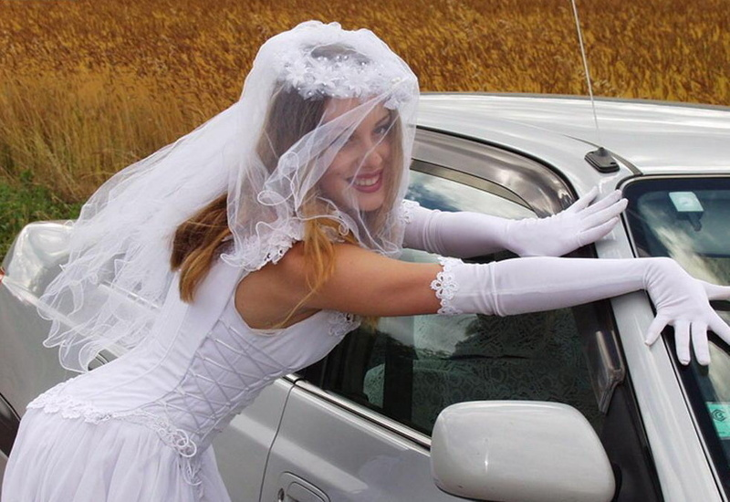 Фотки голых невест