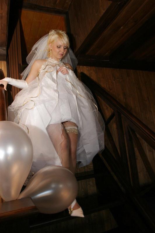 nude Homemade wedding night
