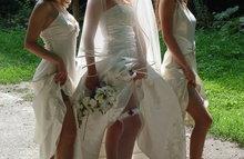 Порно фото со свадеб - пьяные гости трахают невесту и свидетельниц!