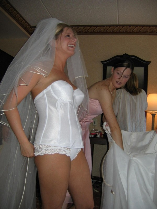 интим фото на свадьбах