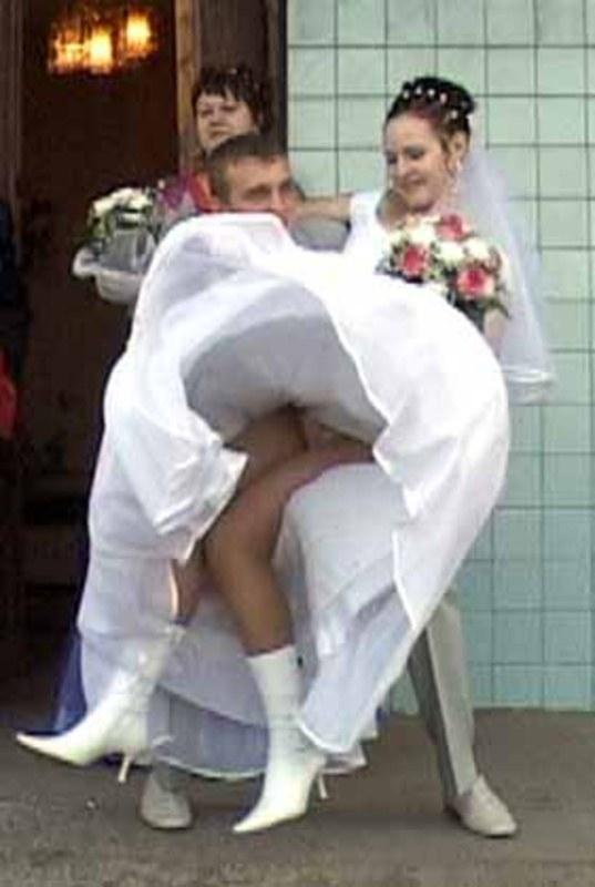 Невест фото приколы трахают пьяных