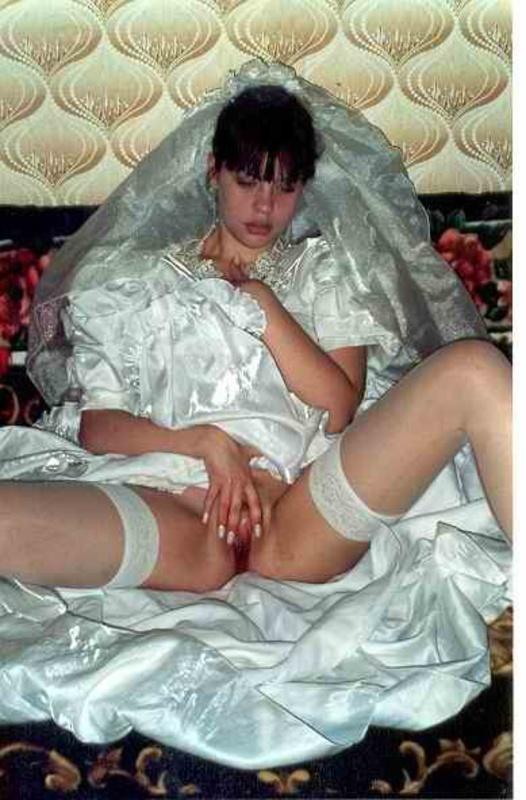 Фотки голых и бухих невест