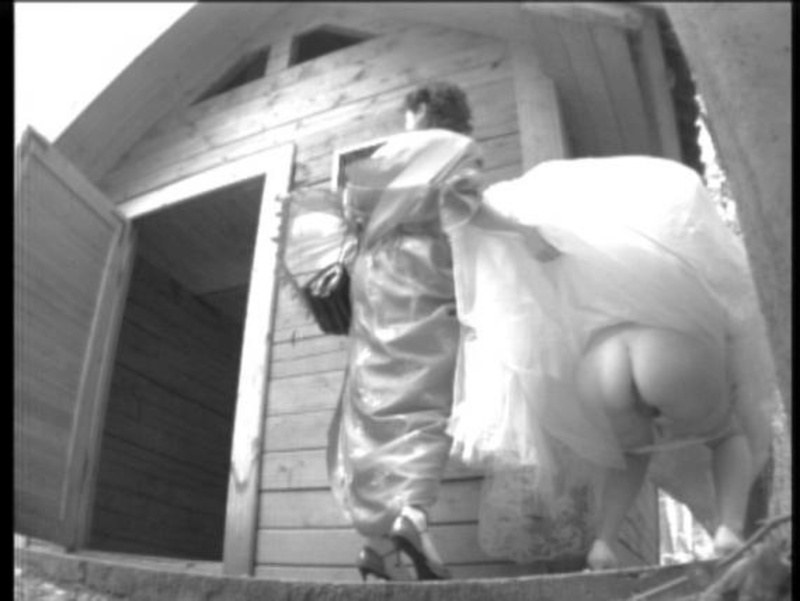 свадьбах на подсмотренный трах