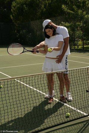 Бомжихи порно фото трах теннисисток влагалище крупным