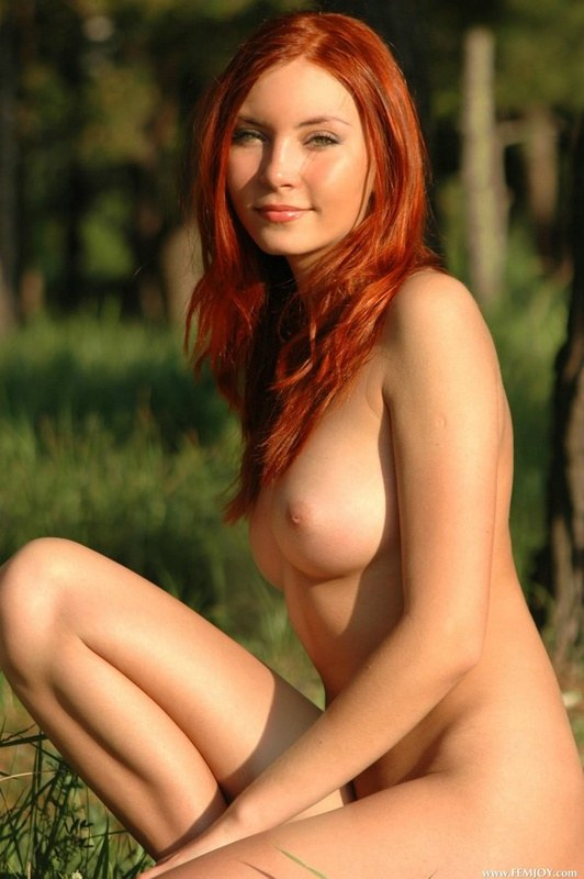 Thin redheads sucking cocks