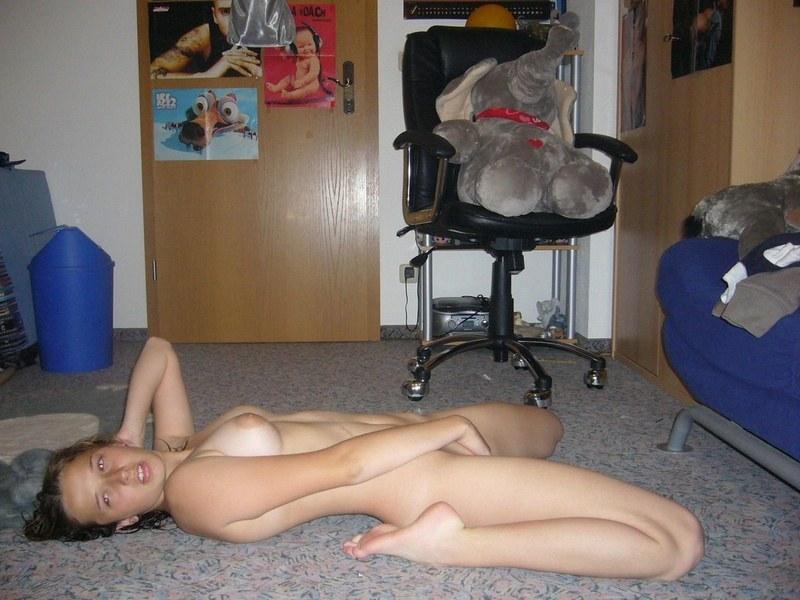 частные фото голых гимнасток