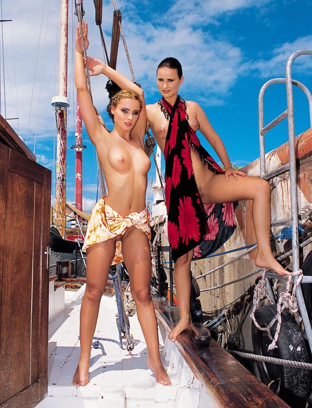 Оргия на яхте фото #11
