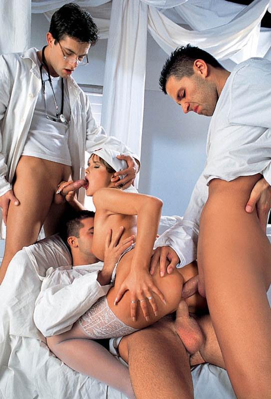 Медсестер видео порно эро