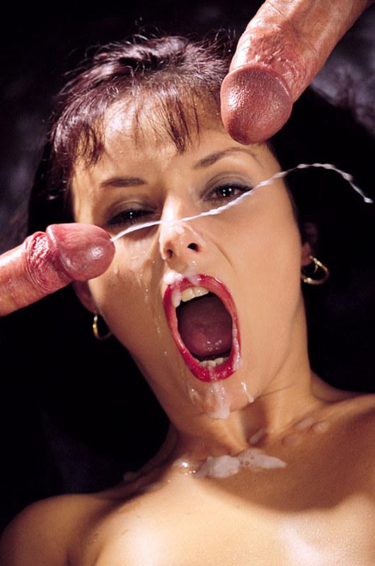 фото лице блфзги на спермы