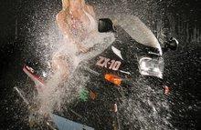 Как я мыла мотоцикл