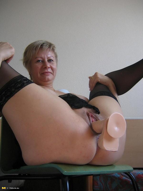 Дилдо порно старушка с