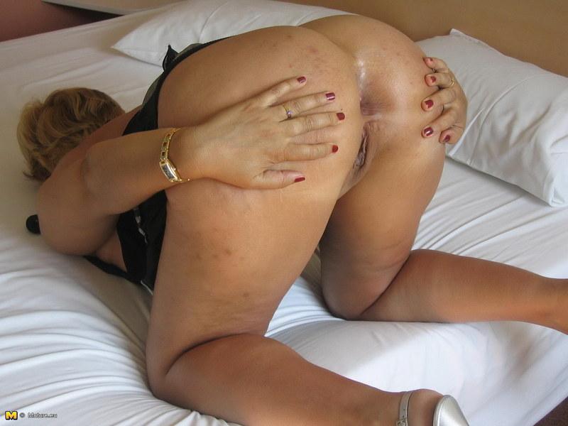 Анус фото зрелых порно
