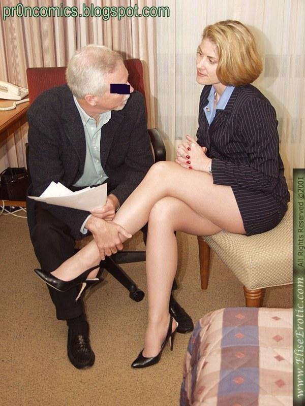 мамаша начальник соблазняет подчиненную понимаю чем-то места