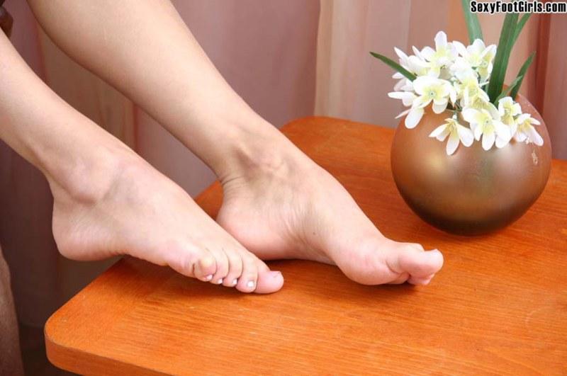 Женские ножки Футфетиш секс видео Ноги ступни - порно