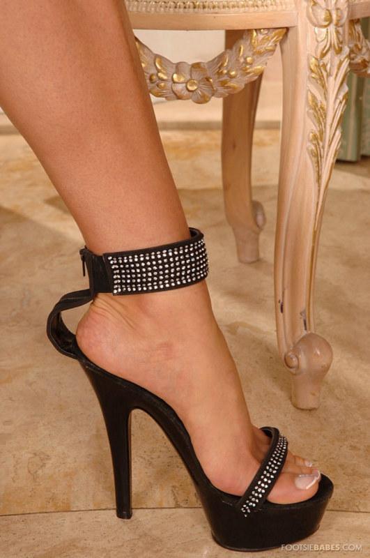 босаножках ножки в порно фото