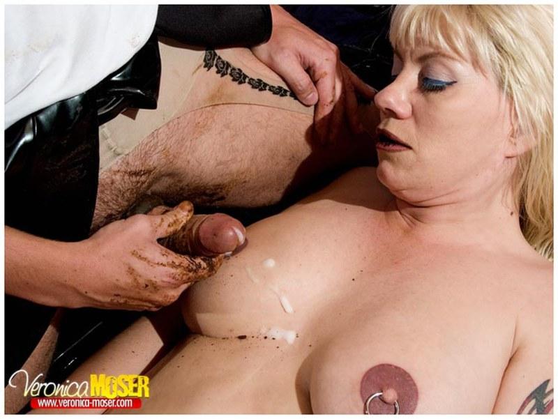 Кал во рту порно