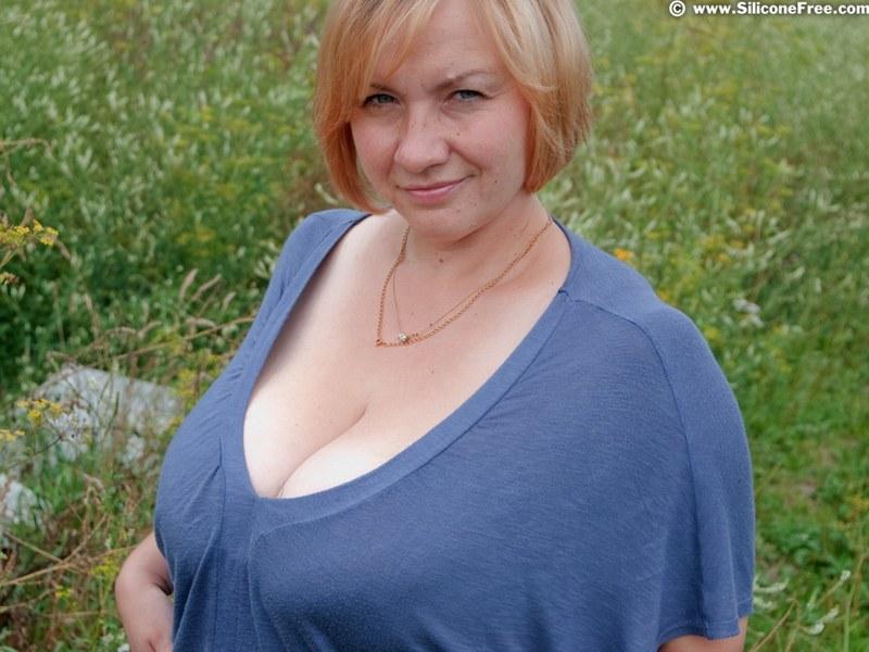 Знакомства женщины большая грудь