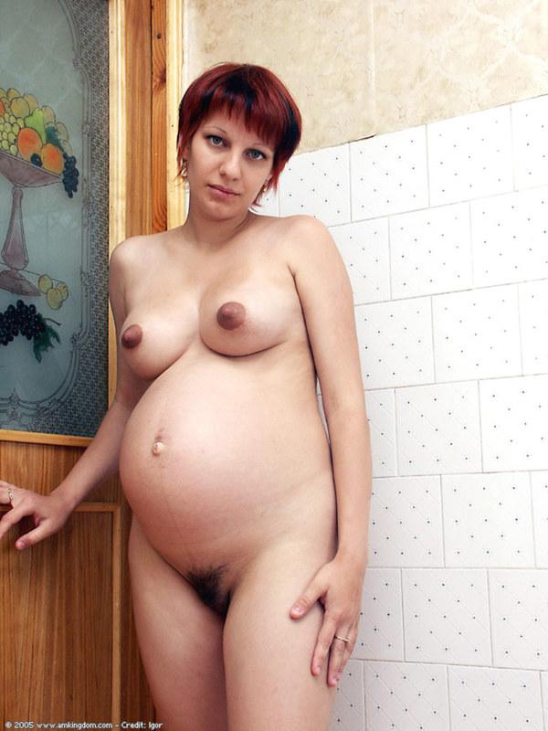 голых смотреть беременных фото