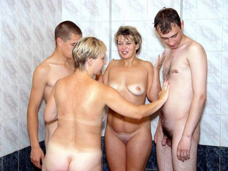 Порно фото пенсионерки в душе