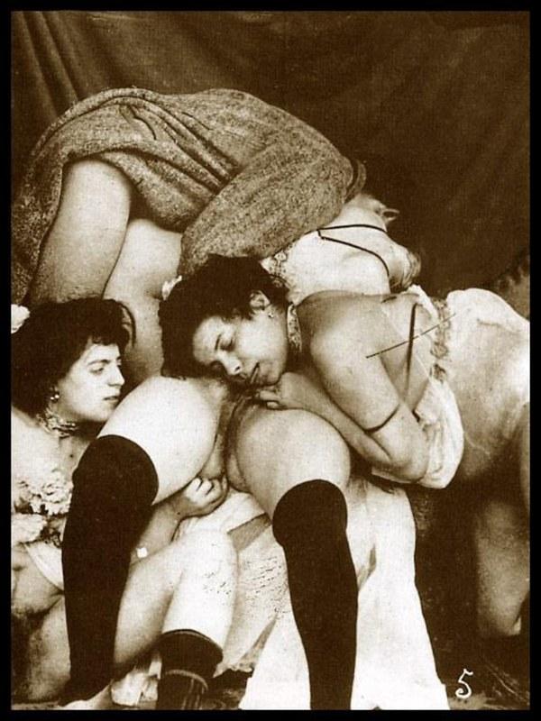 Фото порно с 1850 годов
