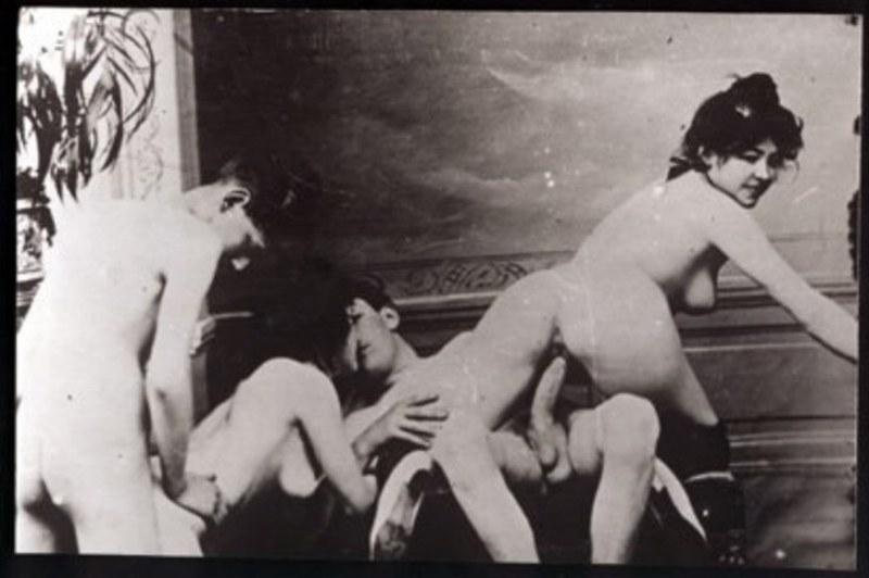 ПОРНО ФОТО 1910 ГОД 9 фотография