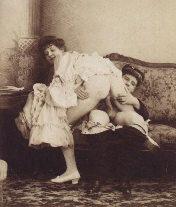 французское порно 19 век