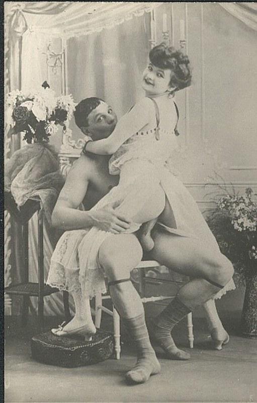 фото проститутка давних времён