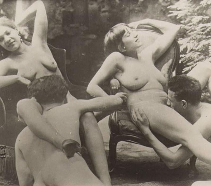 порно 50 х годах