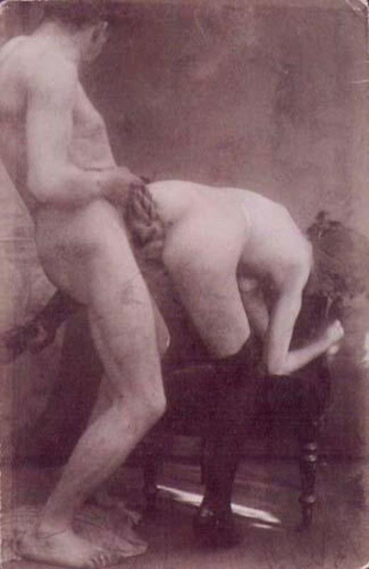 ретро анальное порно начала 20 века