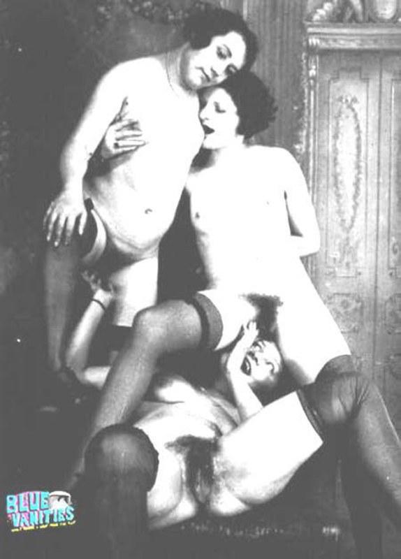 секс двадцатых годов двадцатого века