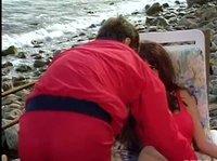 Оральный секс между морскими спасателями